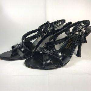 Salvatore Ferragamo kitten heels!!!